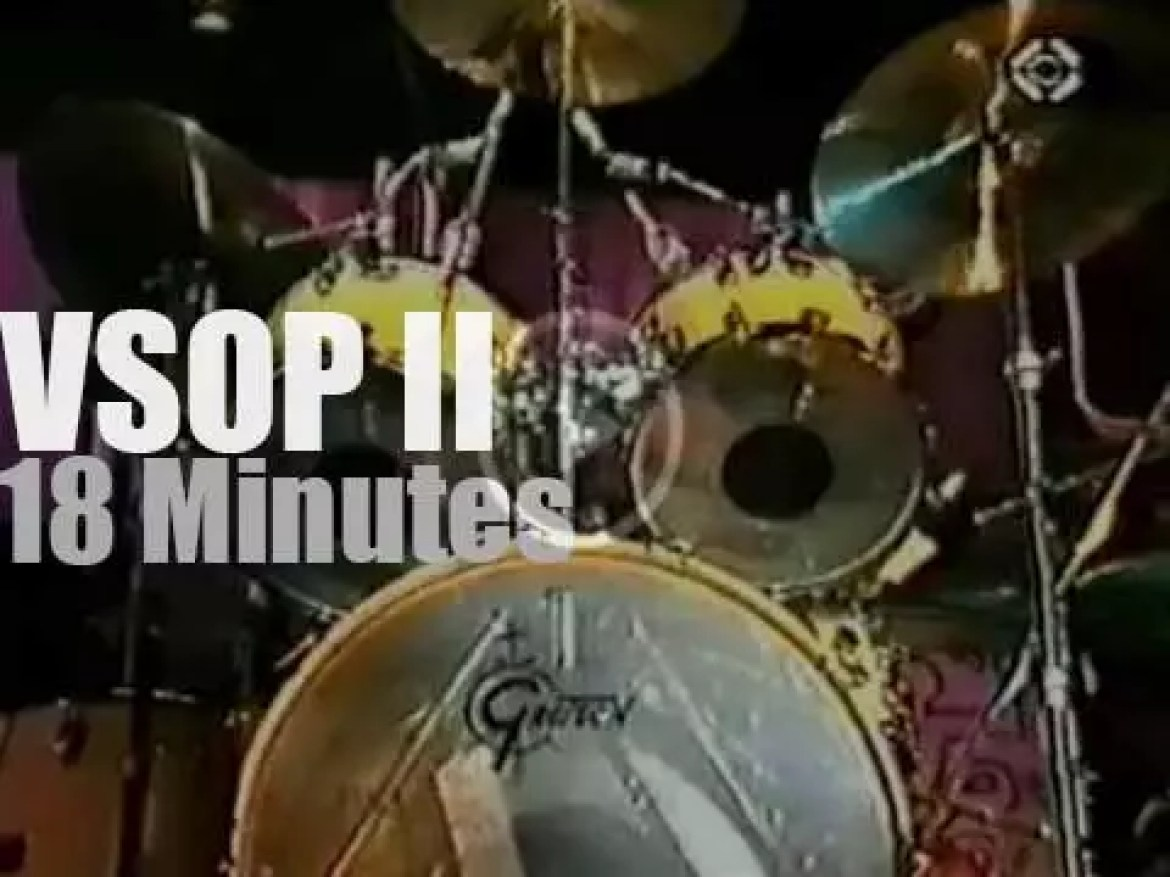 VSOP II are at Montreux Jazz (1983)