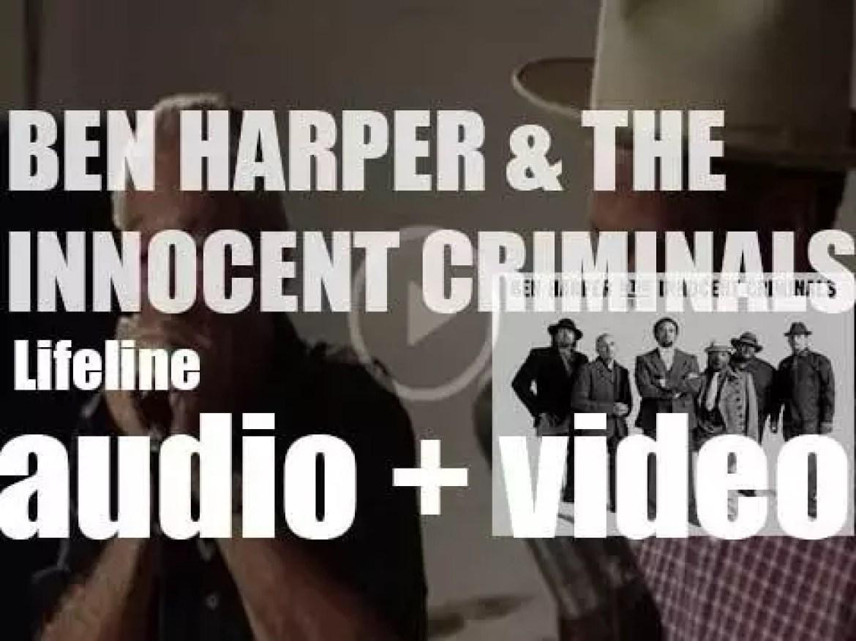 EMI publish 'Lifeline' by Ben Harper & the Innocent Criminals (2007)