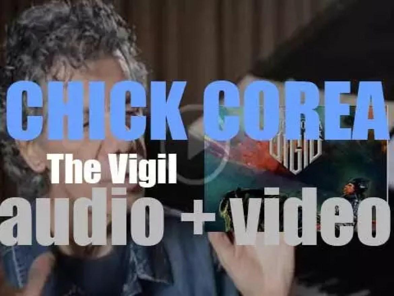 Concord release Chick Corea's 'The Vigil' (2013)