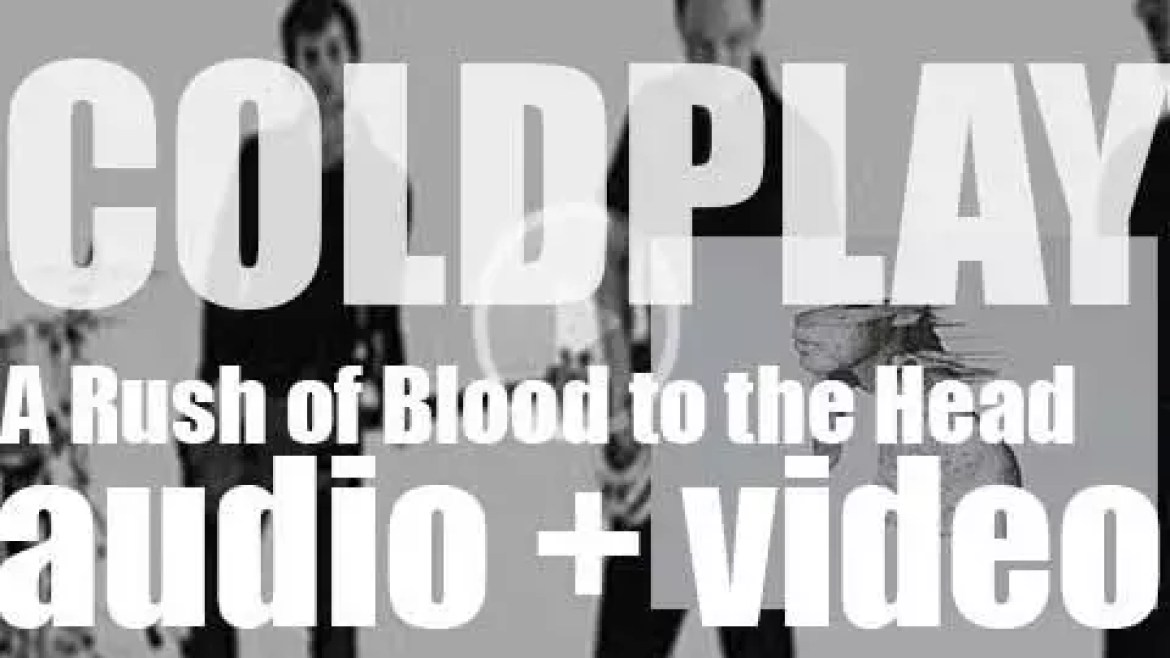 Coldplay release  'A Rush of Blood to the Head,' their second album featuring 'In My Place,' 'The Scientist' and 'Clocks' (2002)