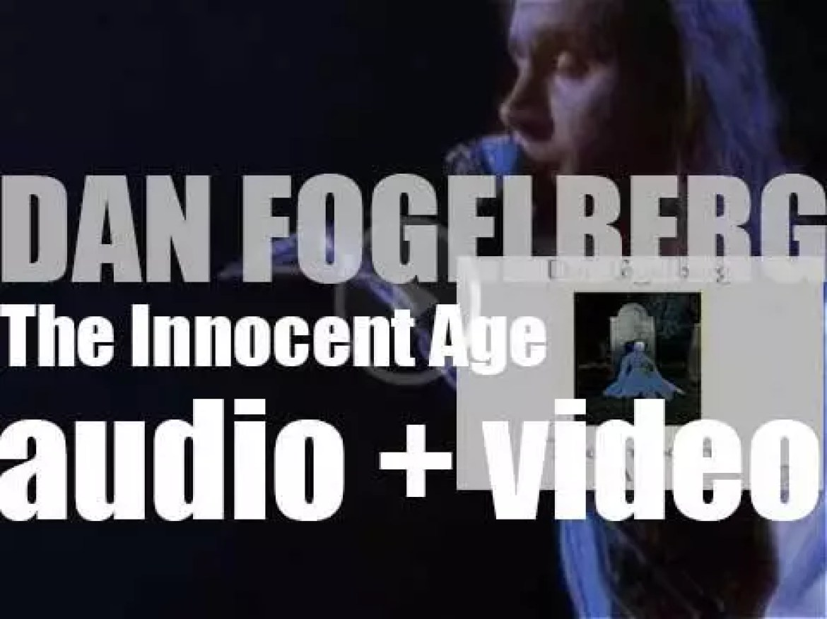 Dan Fogelberg releases 'The Innocent Age,' his seventh album featuring 'Leader of the Band' (1981)