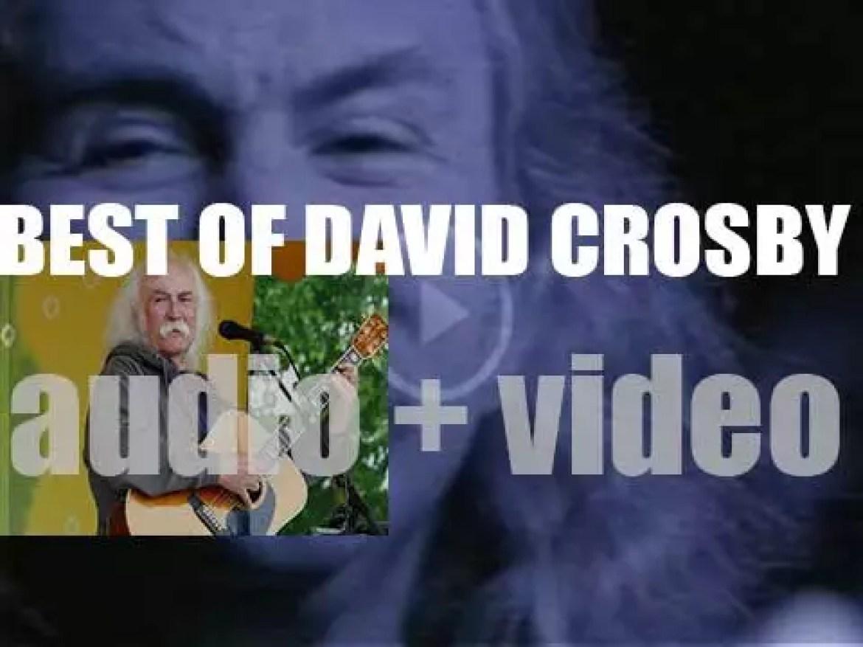 Happy Birthday David Crosby. 'Sing Crosby'