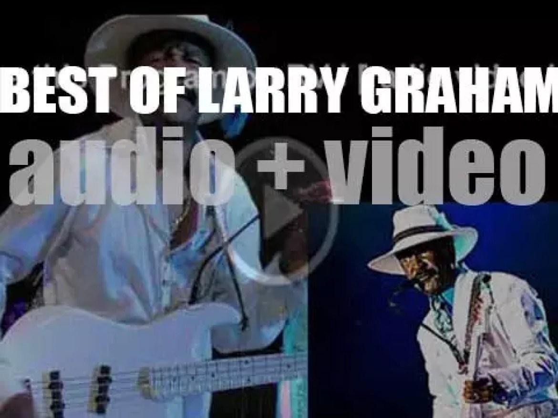 Happy Birthday Larry Graham. 'Next Stop Central Station'