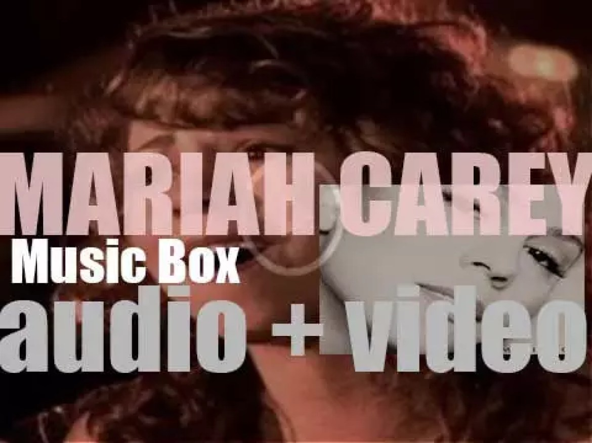 Mariah Carey releases her third album : 'Music Box' featuring 'Dreamlover,' 'Hero' and 'Without You' (1993)