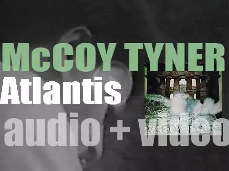 McCoy Tyner records 'Atlantis' at the Keystone Korner in San Francisco (1975)