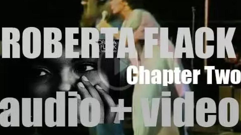 Atlantic publish Roberta Flack's second album : 'Chapter Two' (1970)