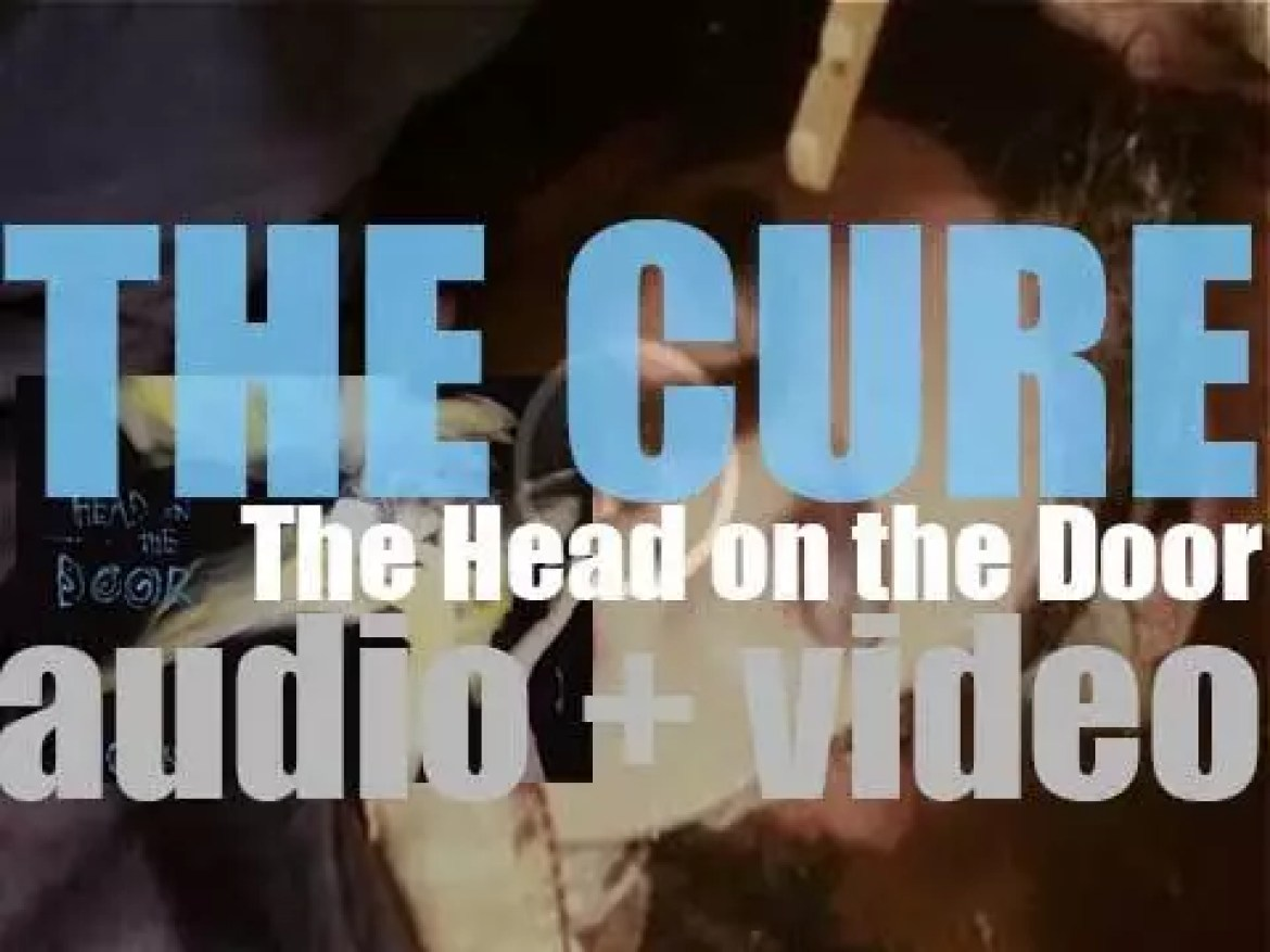 The Cure release their sixth album : 'The Head on the Door' featuring 'In Between Days' and 'Close to Me' (1985)