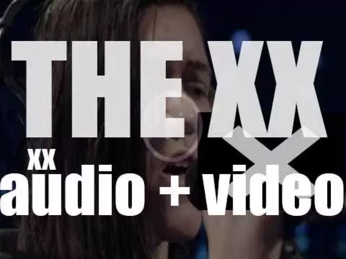 Young Turks release 'xx,' The xx' debut produced by Jamie Smith (2009)