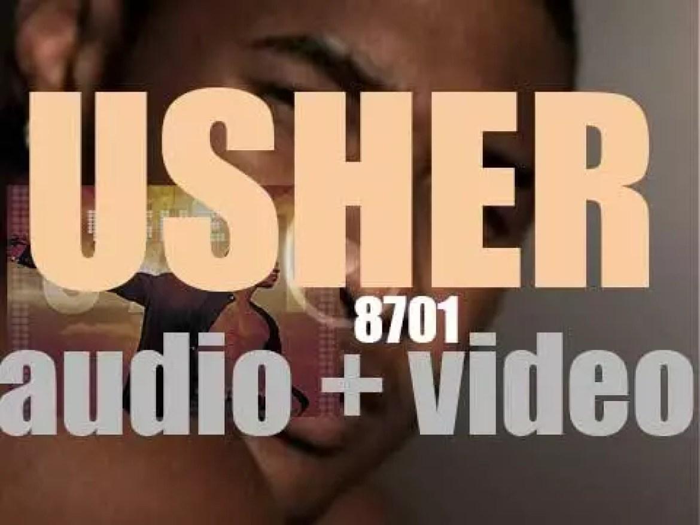 Usher releases his third album : '8701' featuring 'U Remind Me'  'U Got It Bad' (2001)
