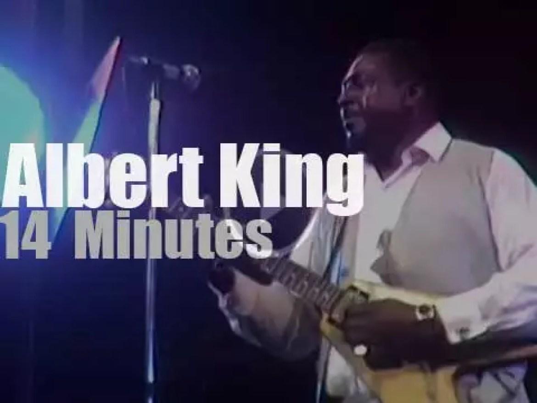Albert King rocks Fillmore East (1970)