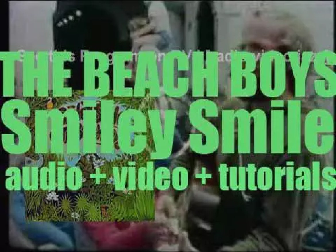 The Beach Boys release 'Smiley Smile,' their twelfth album featuring 'Heroes and Villains' (1967)