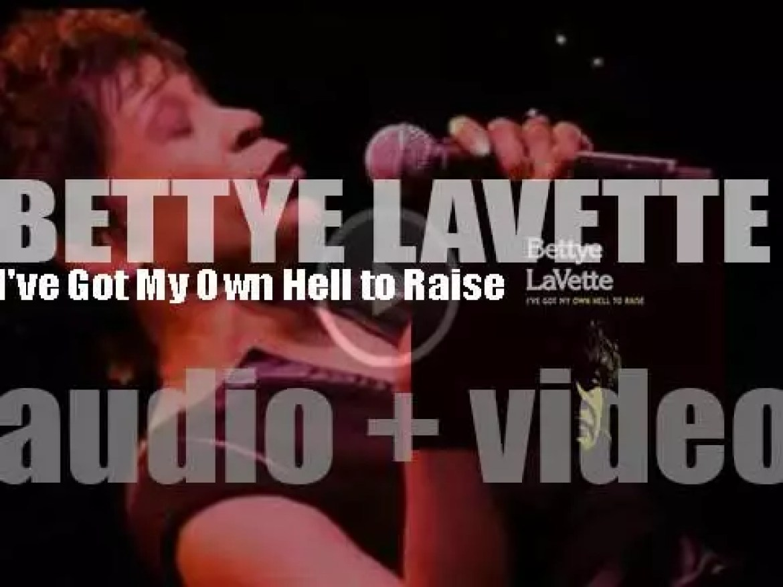 Anti publish Bettye LaVette's album : 'I've Got My Own Hell to Raise' (2005)