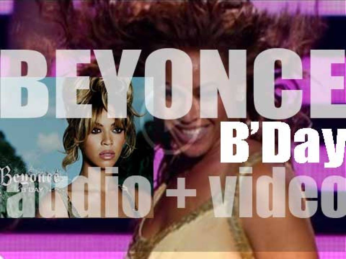 Beyoncé releases 'B'Day,' her second solo album featuring 'Déjà Vu,'  'Ring the Alarm,' 'Irreplaceable' and 'Beautiful Liar' (2006)