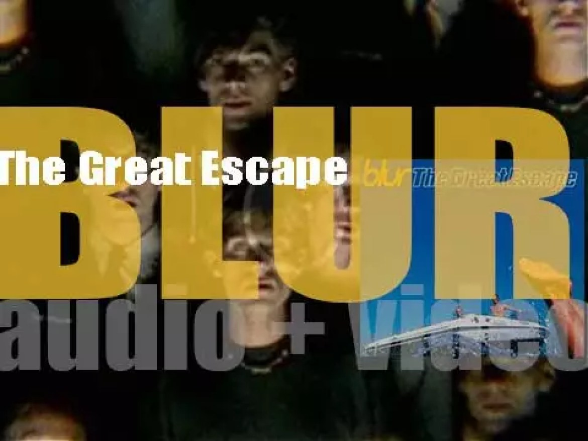 Food publish Blur's fourth album : 'The Great Escape' featuring 'Country House' (1995)