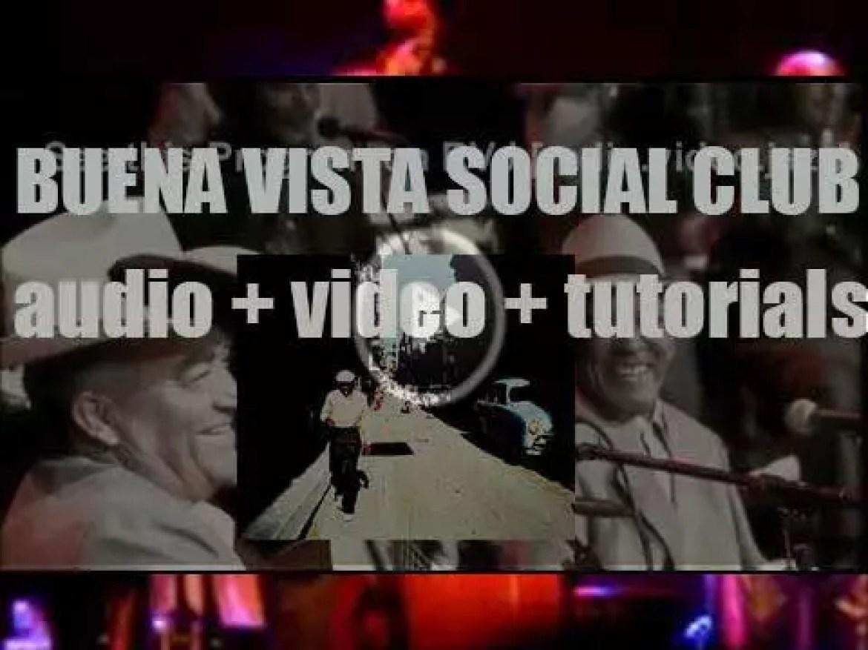 World Circuit publish 'Buena Vista Social Club' featuring Ry Cooder and Cuban musicians (1997)