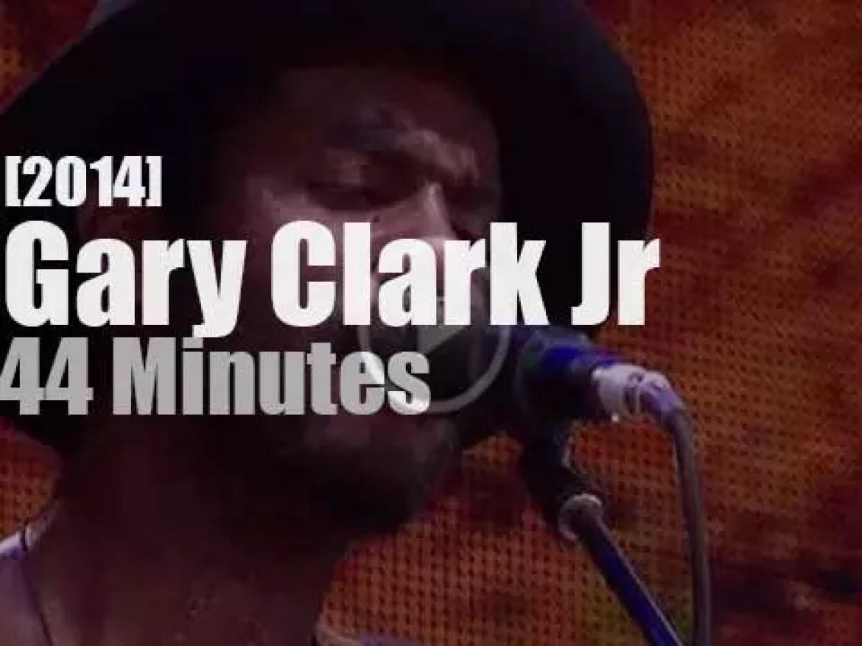 Gary Clark Jr  plays at Farm Aid (2014)