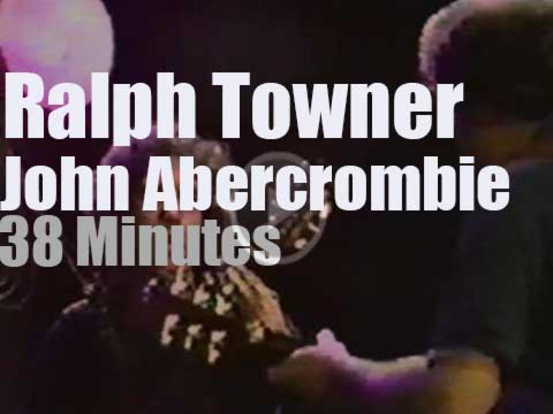 John Abercrombie meets Ralph Towner (1976)