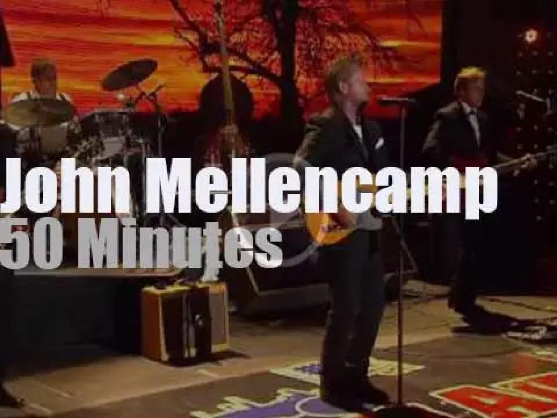 John Mellencamp performs at 'Farm Aid 30' (2015)