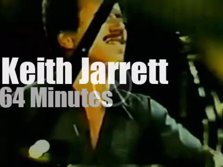 Keith Jarrett takes his European Quartet to Frankfurt (1976)