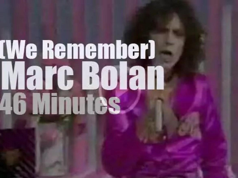 We Remember Marc Bolan
