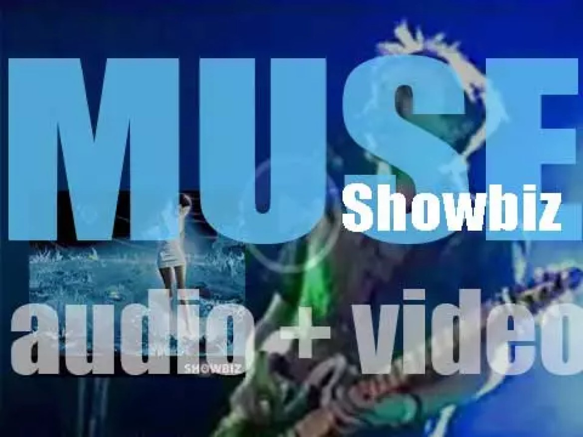 Muse release their debut studio album : 'Showbiz' featuring 'Uno' and 'Muscle Museum' (1999)