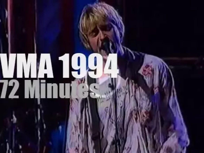 On TV today, Nirvana & En Vogue (1992)