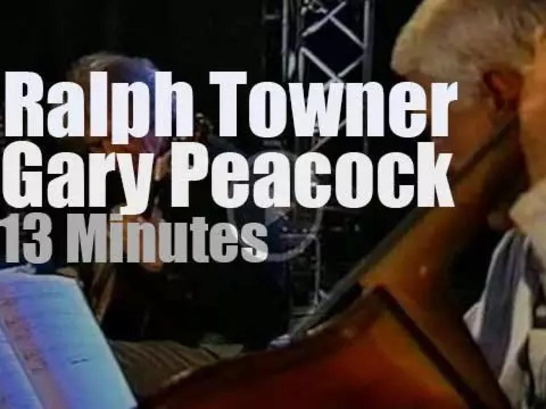 Ralph Towner meets Gary Peacock (1997)