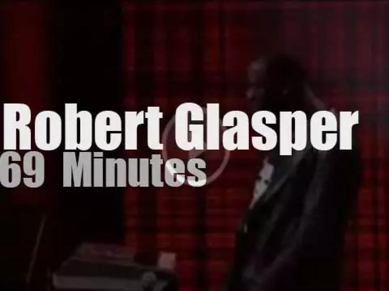 Robert Glasper Experiment visits London (2012)