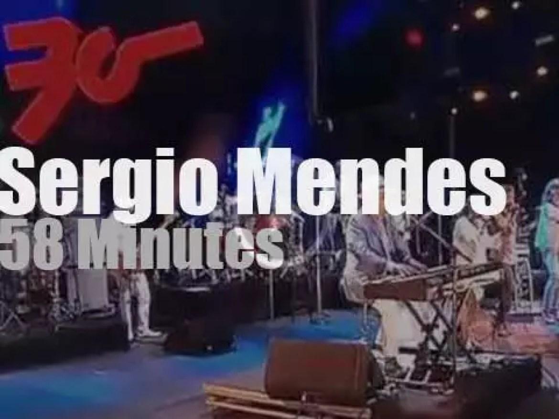 Sergio Mendes & Carlinhos Brown rock in Rio (2015)