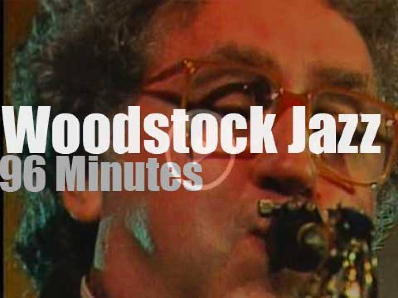 Jazz has its own Woodstock  Festival (1981)
