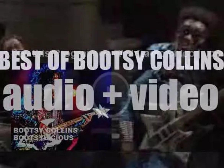 Happy Birthday Bootsy Collins. 'Bootsylicious'