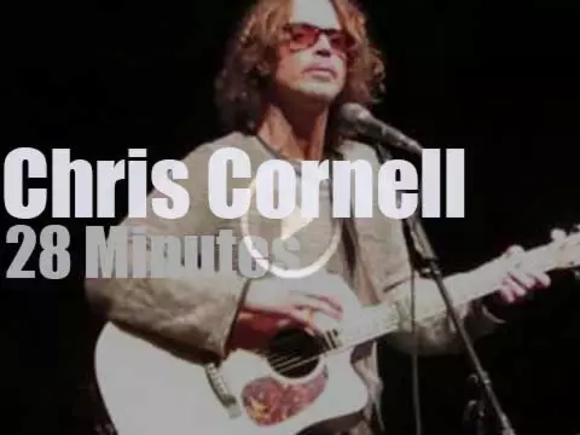 Chris Cornell goes to Maryland (2015)