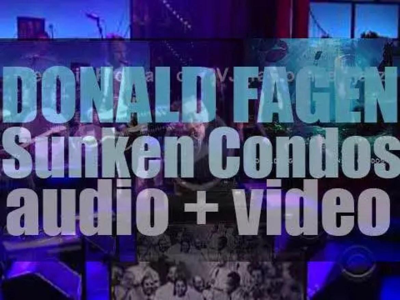 Donald Fagen releases his fourth solo album : 'Sunken Condos' (2012)