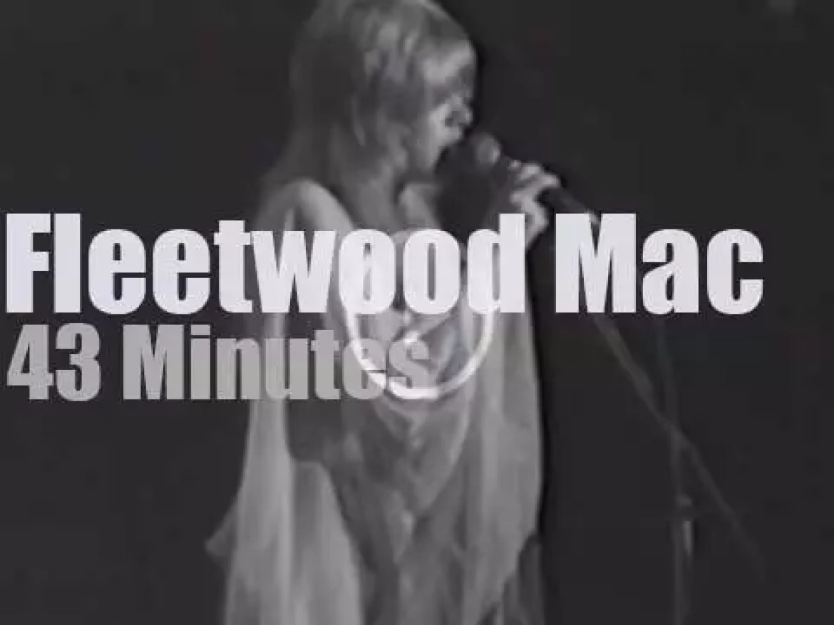 Fleetwood Mac are in New-Jersey (1975)
