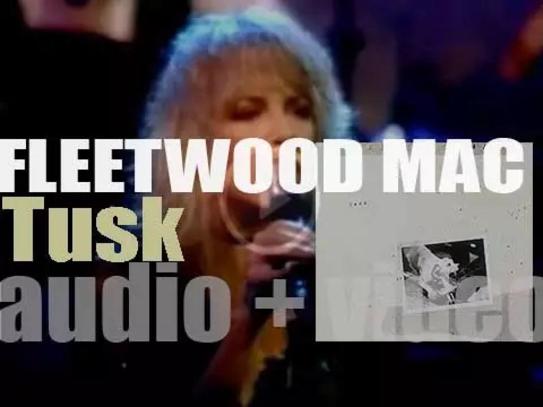 Fleetwood Mac release 'Tusk,' their twelfth album featuring 'Sara' (1979)