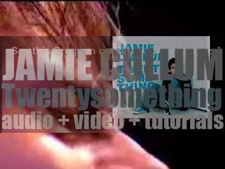 Jamie Cullum releases his third album : 'Twentysomething' (2003)