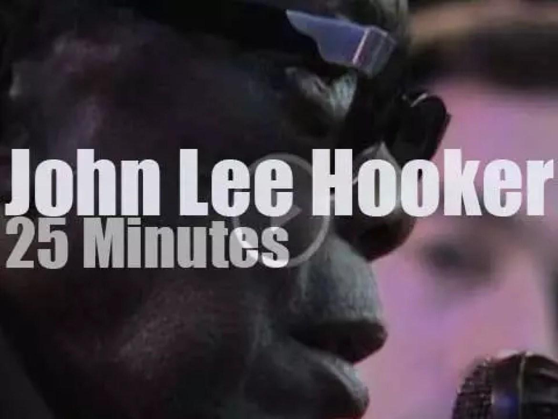 John Lee Hooker  meets Ry Cooder (1992)