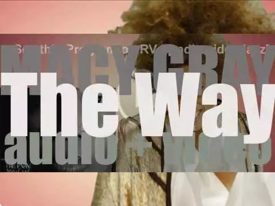Macy Gray releases her eighth album : 'The Way' (2014)