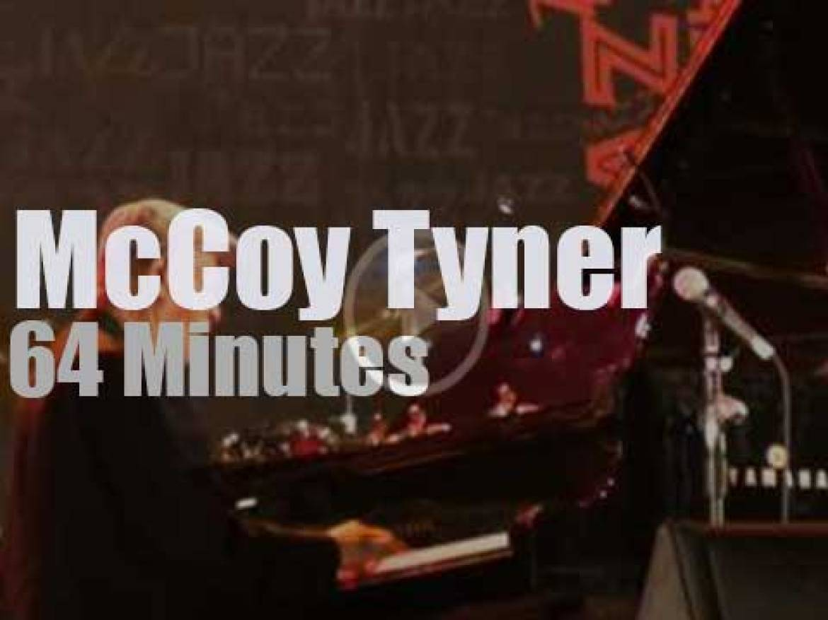 Chris & Jose sit in with the McCoy Tyner Trio (2011)