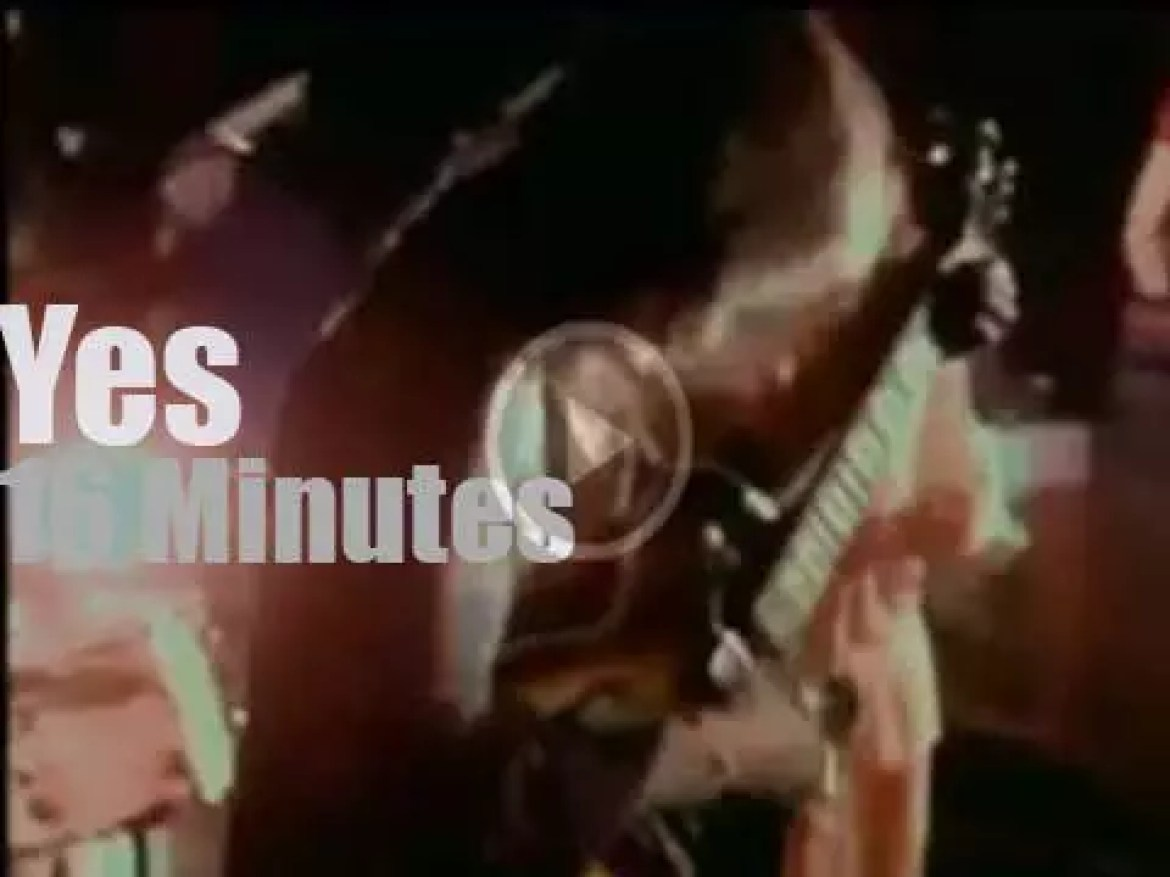 The BBC films Yes (1971)