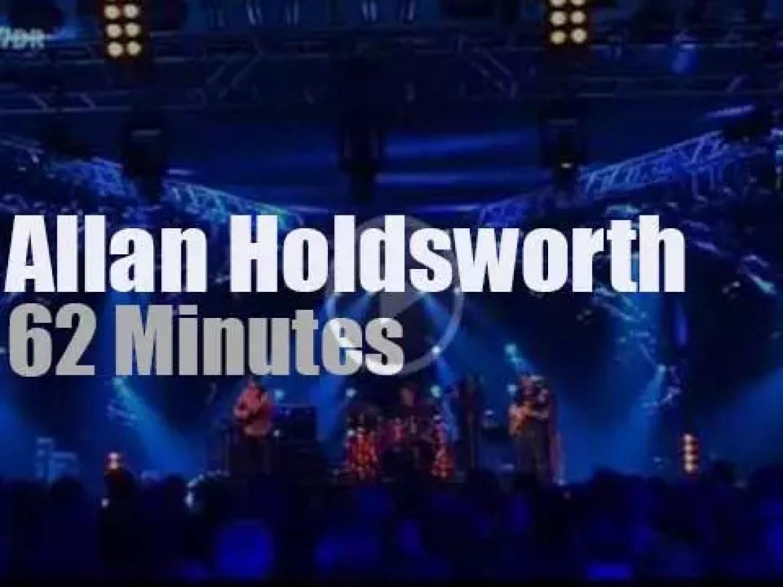 Allan Holdsworth plays at 'Leverkusener Jazztage' (2010)