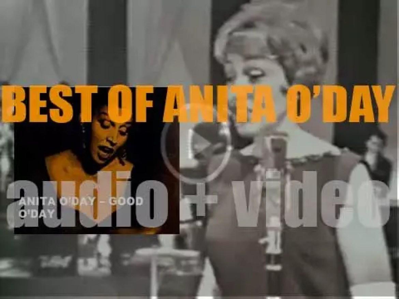 We remember Anita O'Day. 'Good O'Day'