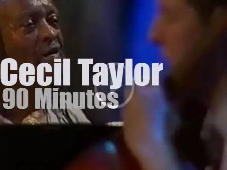 Cecil Taylor Quintet visits Hamburg (1995)