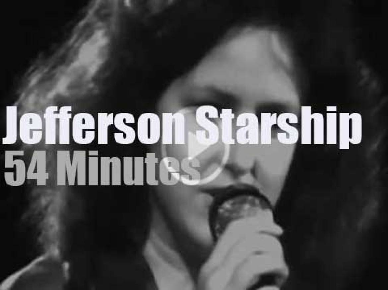 Jefferson Starship occupy Winterland (1975)