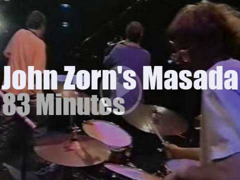 John Zorn's Masada visits Hamburg (1994)