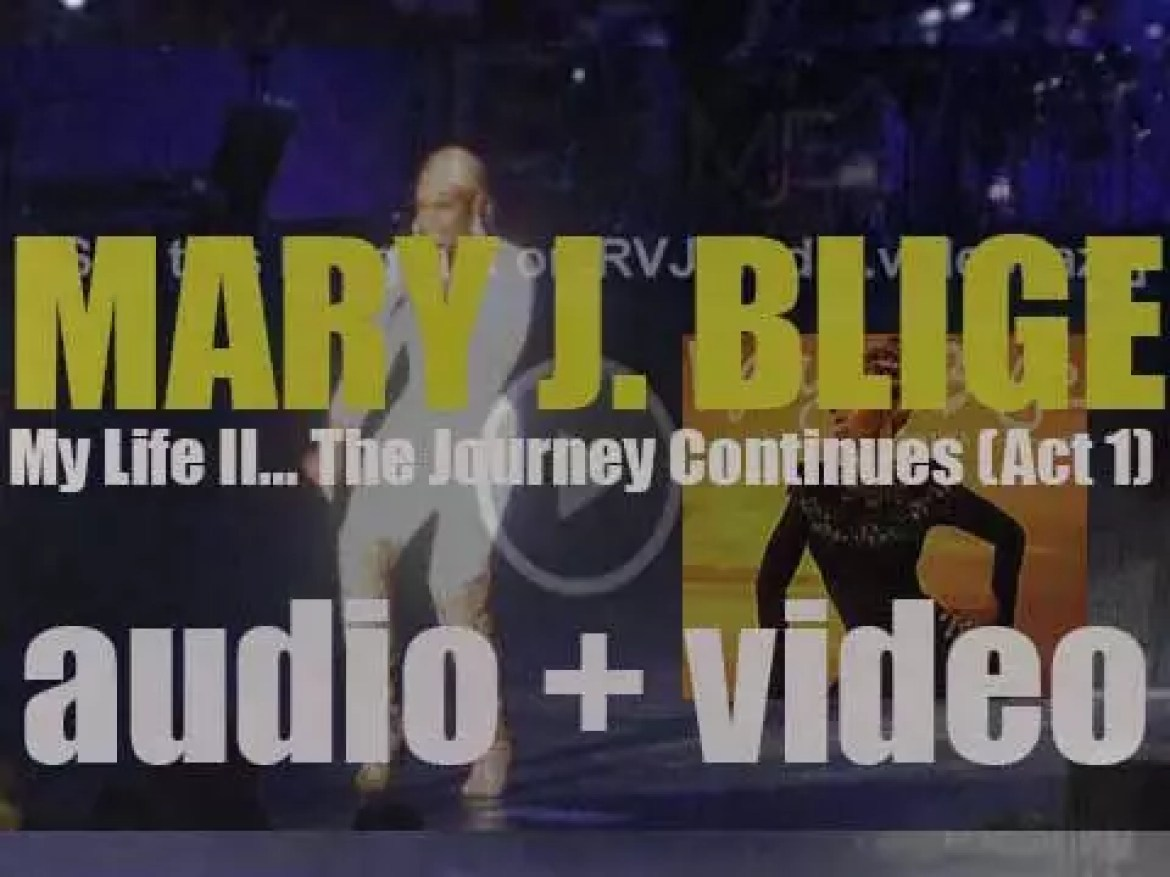 Mary J. Blige releases her tenth album : 'My Life II… The Journey Continues (Act 1)' (2011)