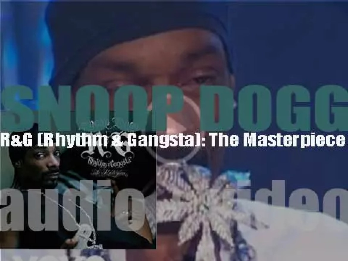 Snoop Dogg releases his seventh album : 'R&G (Rhythm & Gangsta): The Masterpiece' featuring 'Drop It Like It's Hot' and 'Signs' (2004)