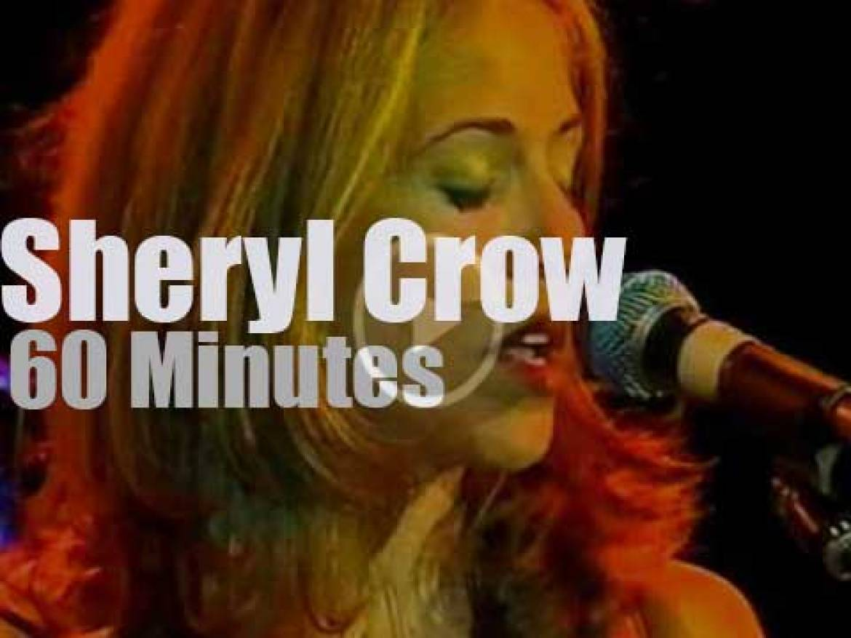 Sheryl Crow enchants Cologne (1996)