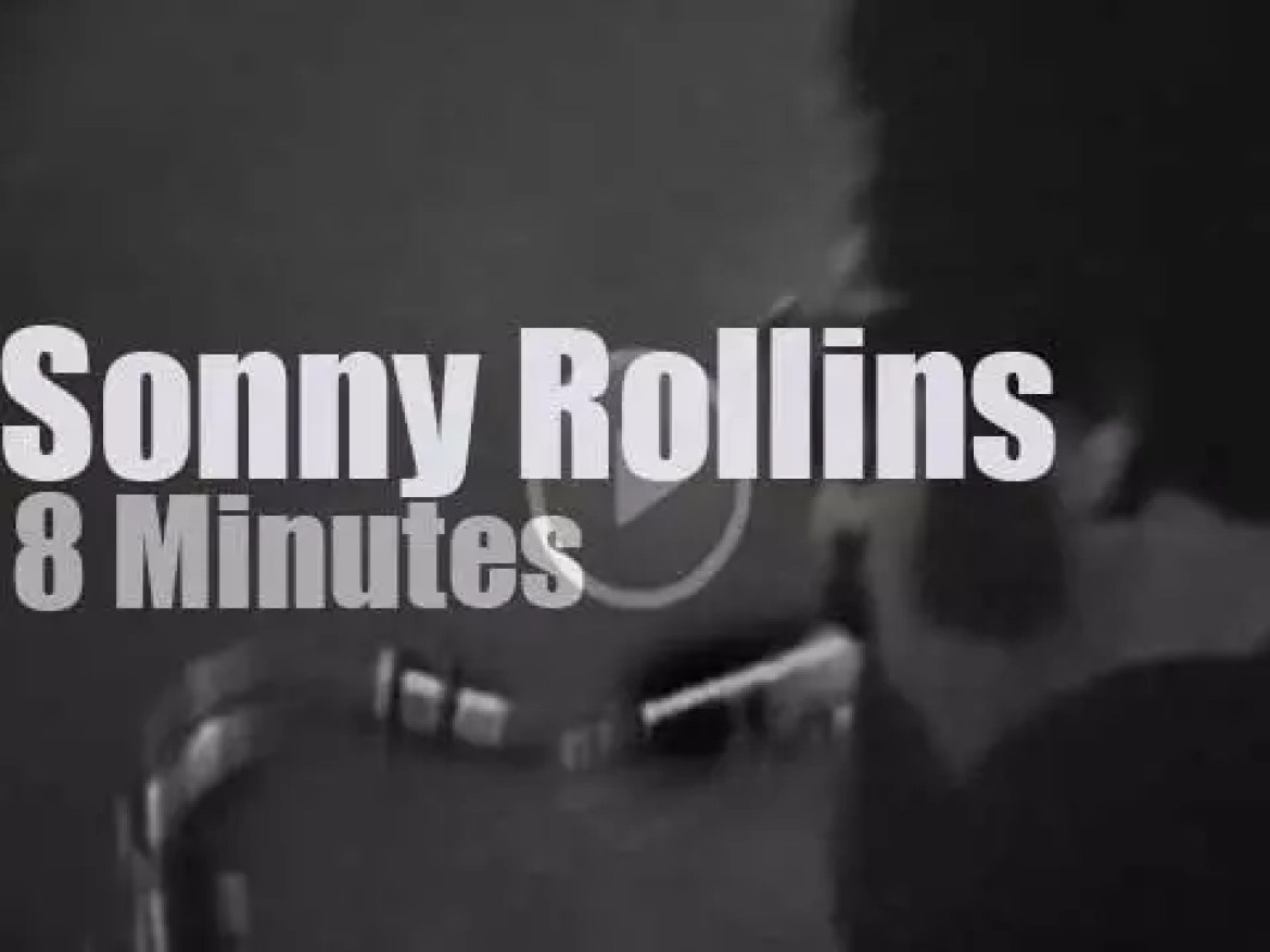 Sonny Rollins goes to Portugal (1976)