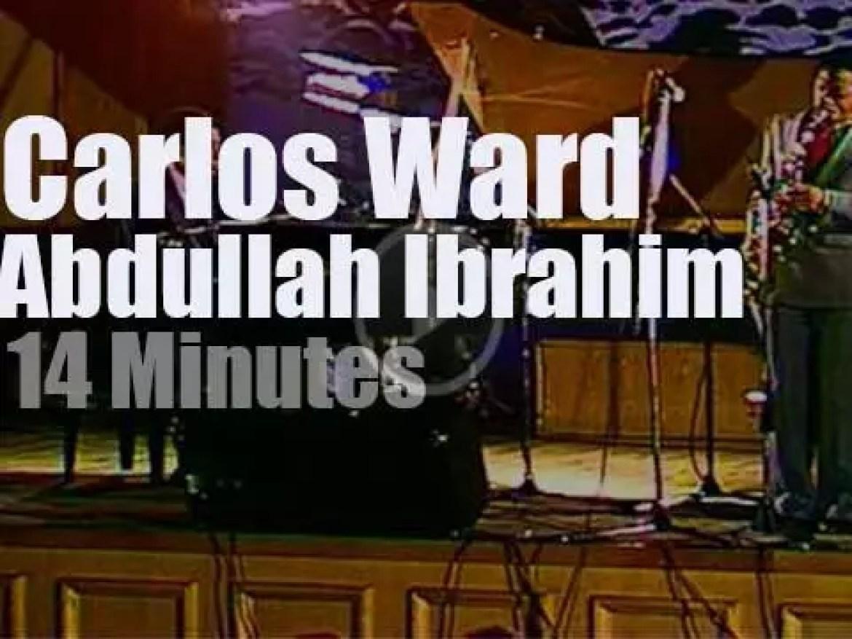Abdullah Ibrahim meets Carlos Ward (1984)